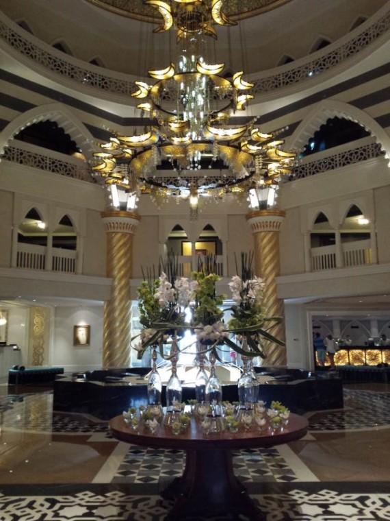 Jumeirah Zabeel Saray à Dubai (50)