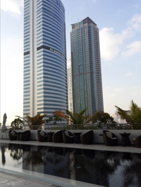 Mövenpick Jumeirah Lakes Towers (22)