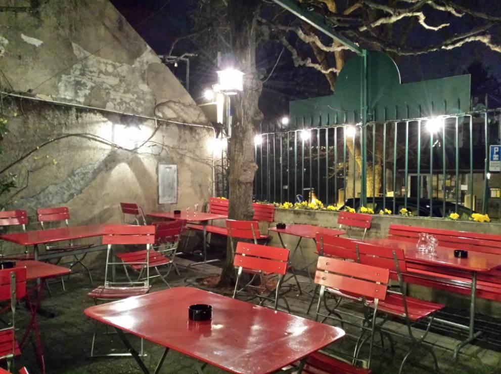 Cafe du Soleil Geneve