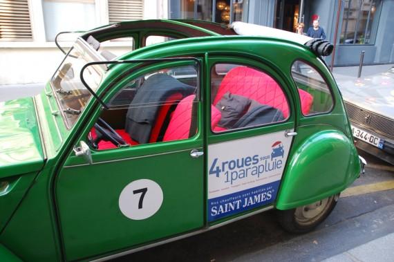 Balade en 2CV Paris 03