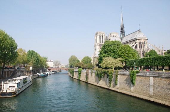 Balade en 2CV Paris 08