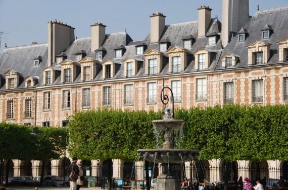 Balade en 2CV Paris 17