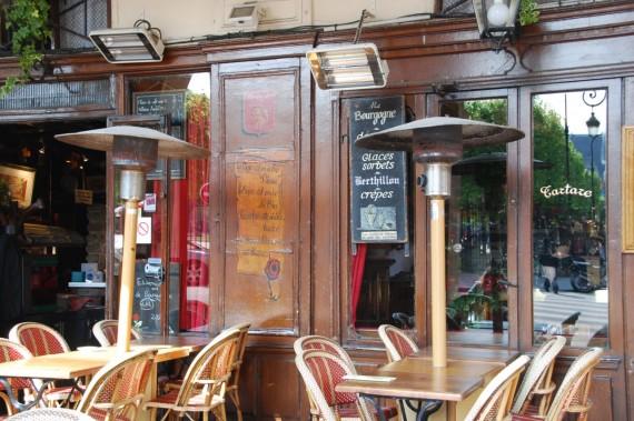 Balade en 2CV Paris 19