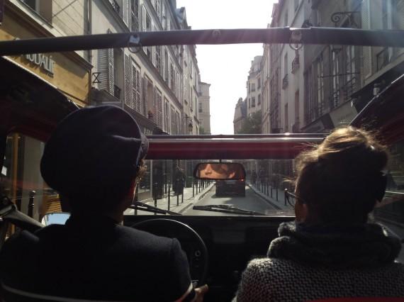 Balade en 2CV Paris 28