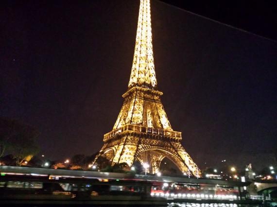 Croisière sur la Seine Paris 01