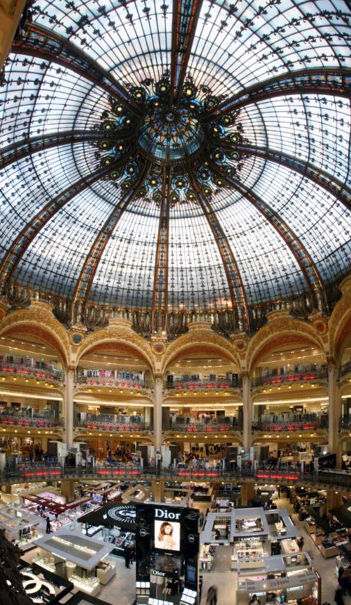 Galeries Paris 01