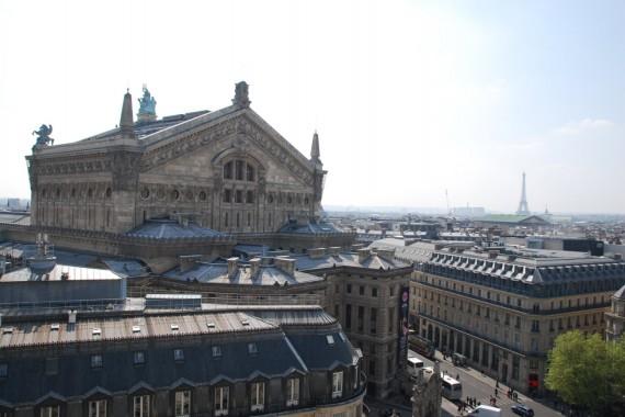 Galeries Paris 19