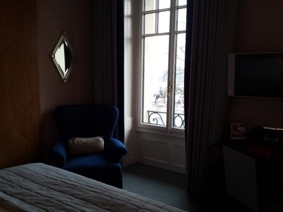 Nuit à l'hôtel Le Richemond 03