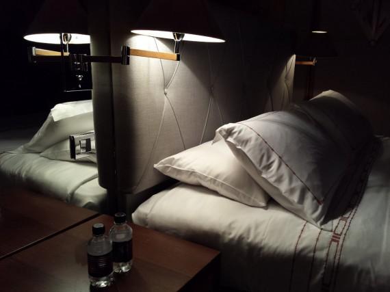Nuit à l'hôtel Le Richemond 07