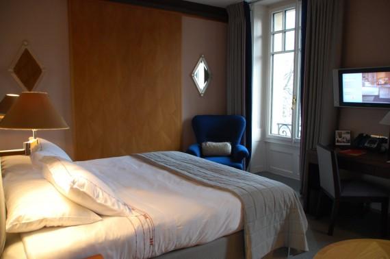 Nuit à l'hôtel Le Richemond 29