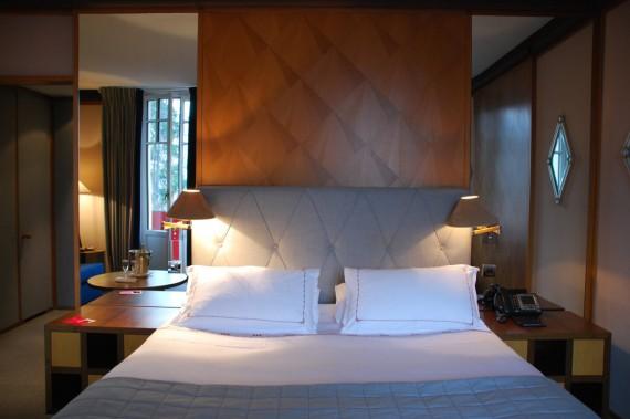 Nuit à l'hôtel Le Richemond 31