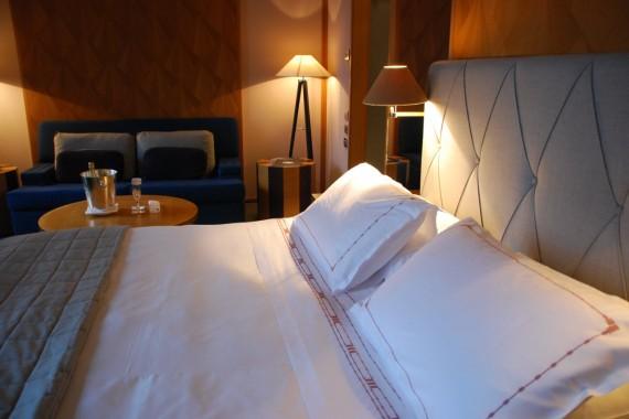 Nuit à l'hôtel Le Richemond 35
