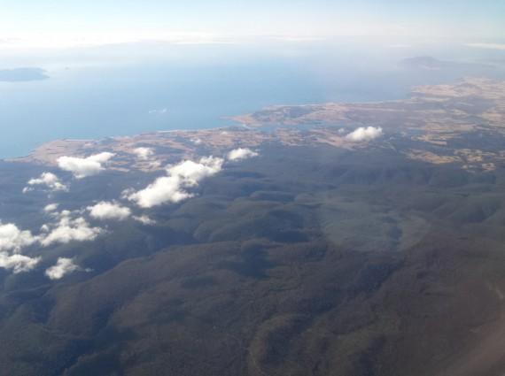 Arrivée Hobart 03