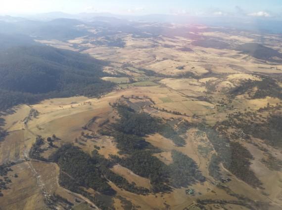 Arrivée Hobart 04