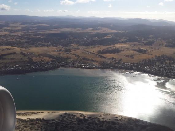Arrivée Hobart 06