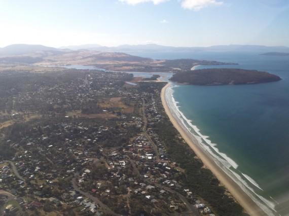 Arrivée Hobart 07