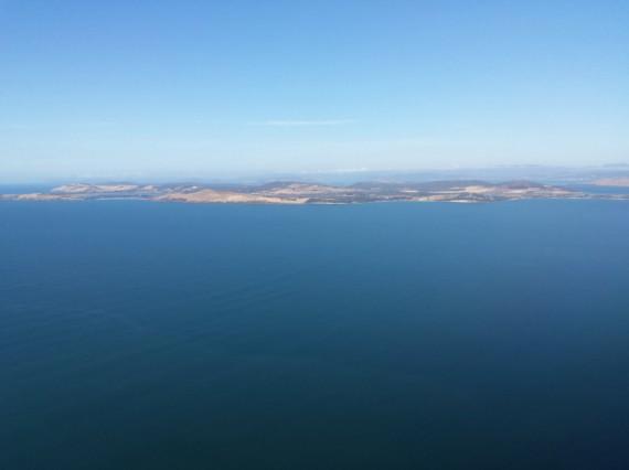 Arrivée Hobart 08