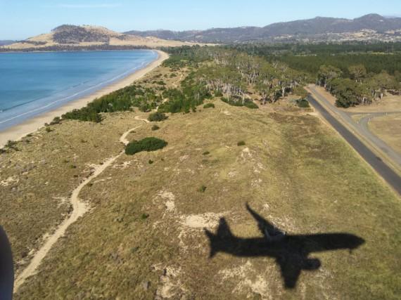 Arrivée Hobart 10