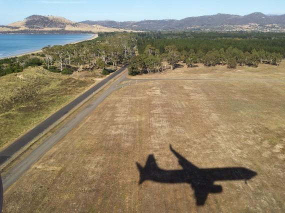 Arrivée Hobart 11