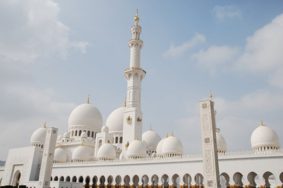 Grand Mosque Abu Dhabi 01