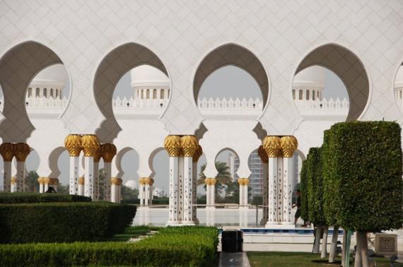 Grand Mosque Abu Dhabi 02