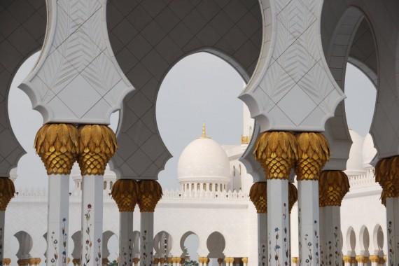 Grand Mosque Abu Dhabi 04
