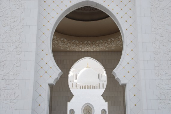 Grand Mosque Abu Dhabi 06