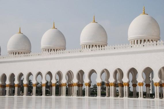 Grand Mosque Abu Dhabi 08