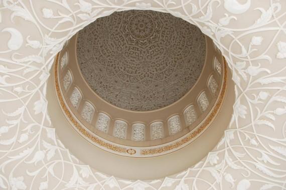 Grand Mosque Abu Dhabi 11