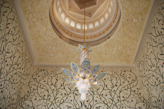 Grand Mosque Abu Dhabi 15