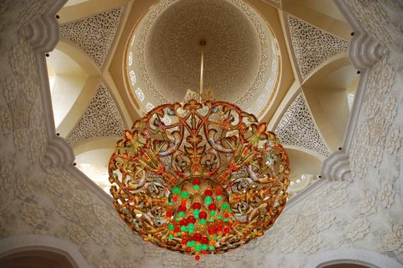 Grand Mosque Abu Dhabi 16