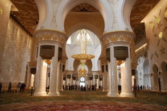 Grand Mosque Abu Dhabi 17