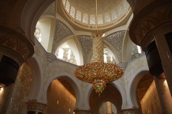 Grand Mosque Abu Dhabi 18