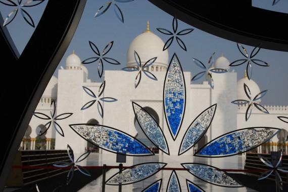 Grand Mosque Abu Dhabi 21