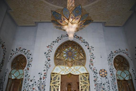 Grand Mosque Abu Dhabi 22