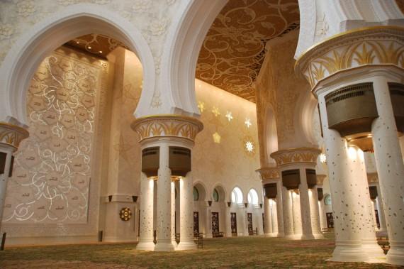 Grand Mosque Abu Dhabi 25
