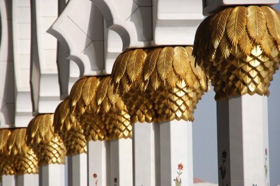 Grand Mosque Abu Dhabi 26