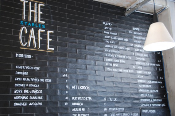 Sydney The Stables café 01
