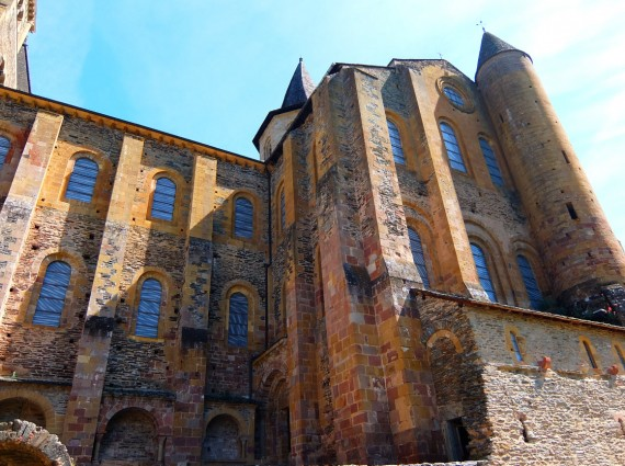 Abbaye Conques Soulages 31