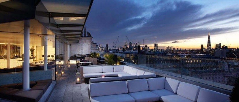 6 Adresses De Rooftop 224 Londres Inspiration For Travellers