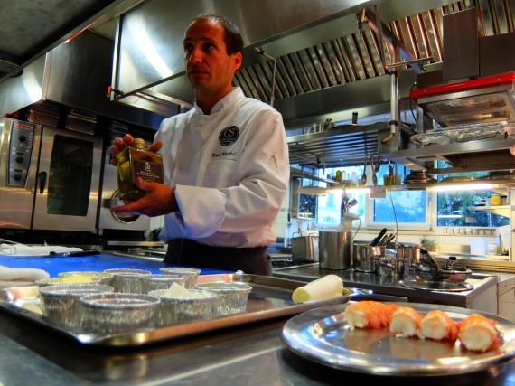 Bruno Marchal en cuisine 10