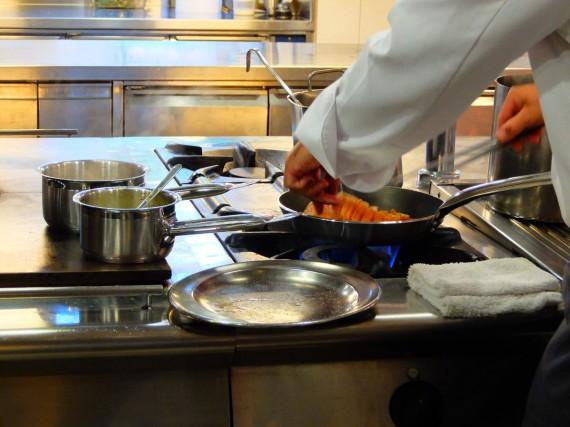 Bruno Marchal en cuisine 15