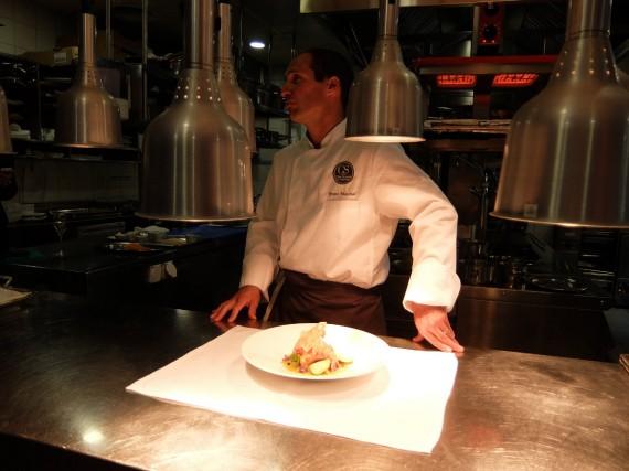 Bruno Marchal en cuisine 21