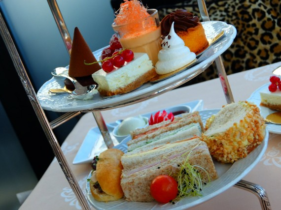 Hotel Angleterre afternoon tea 06