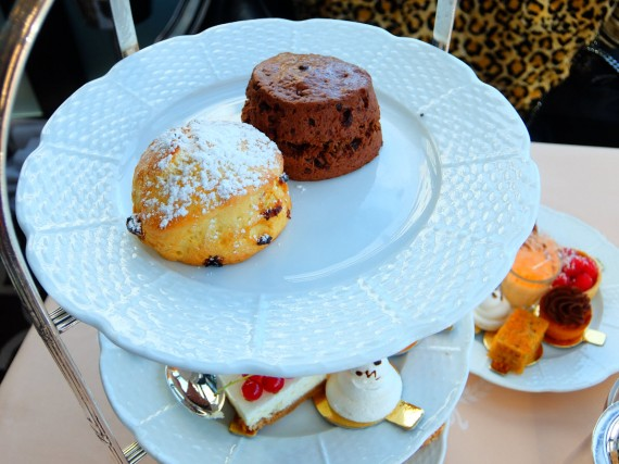 Hotel Angleterre afternoon tea 10