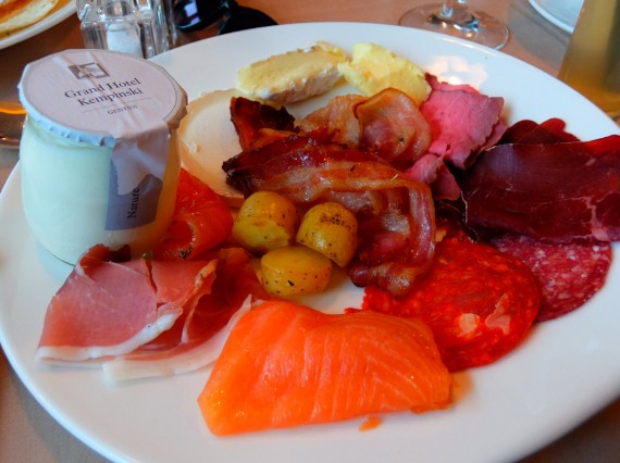 Kempinski Geneve petit-dejeuner 34