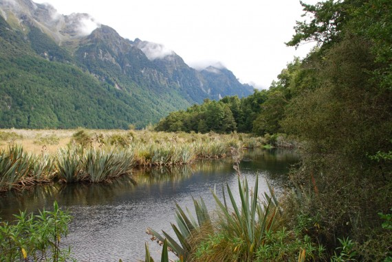Route Milford Sound 08