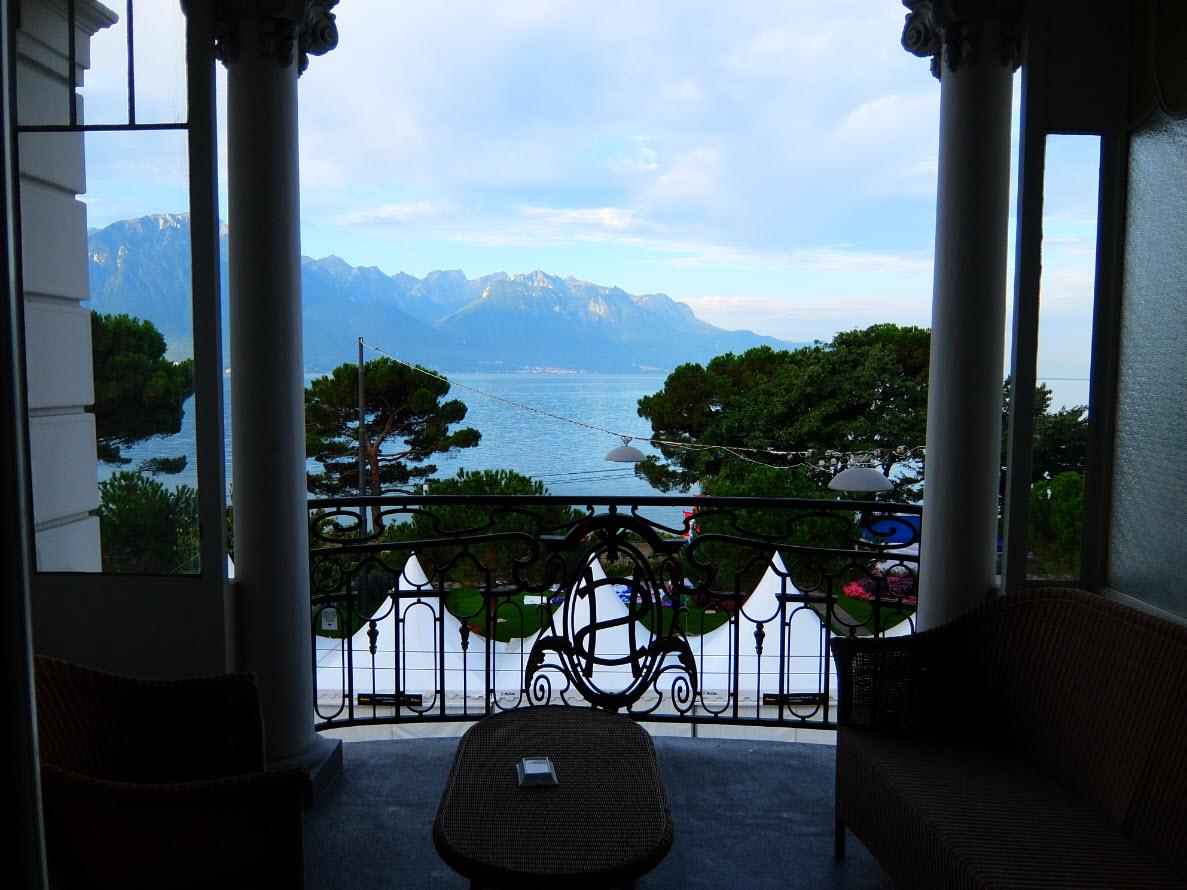 Grand Hotel Suisse Majestic Chambre