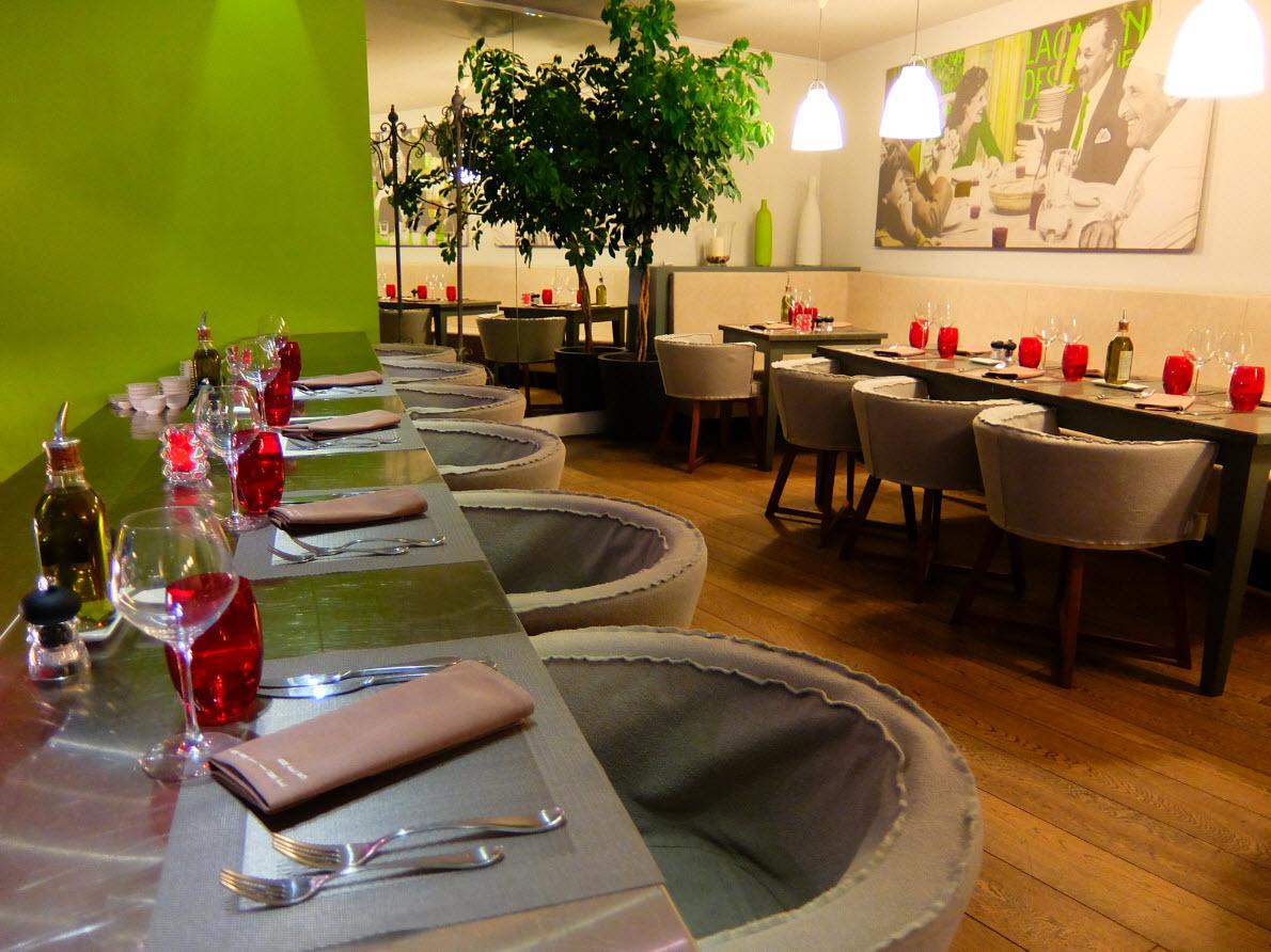 Restaurant Gault&Millau Geneve