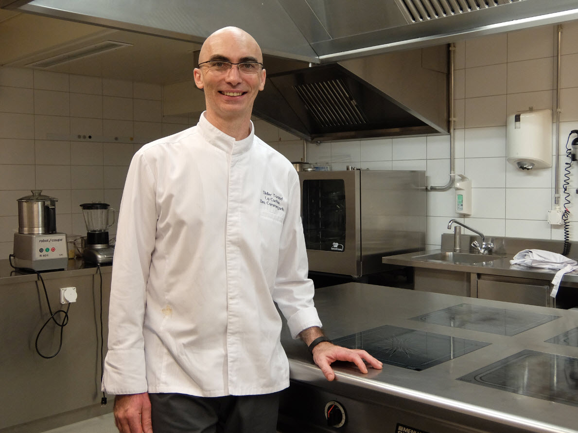 Chef Didier Taraud